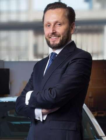 Marcin Słomkowski, dyrektor generalny Inchcape Motor Polska