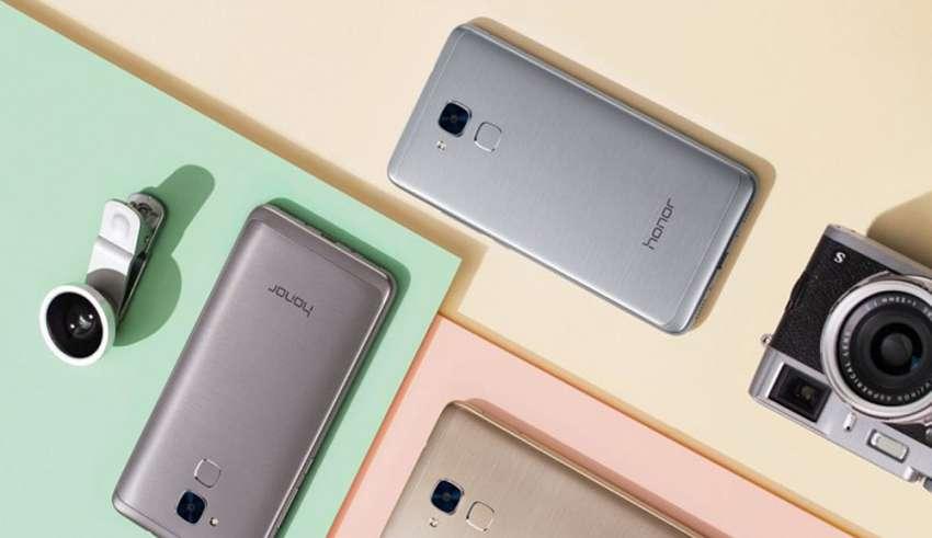 Honor 7 Lite - idealny smartfon do wakacyjnych zdjęć