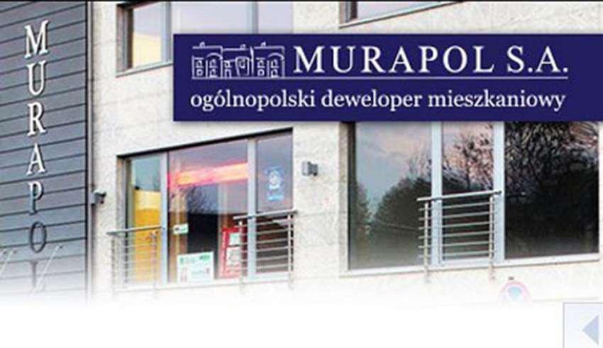 Murapol stworzy magazyn o tematyce deweloperskiej