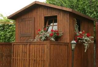 geisser domek ogrodowy