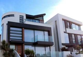 domy z plaskim dachem